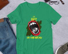 RockCBShop on Etsy Trending Outfits, Mens Tops, T Shirt, Etsy, Clothes, Supreme T Shirt, Outfits, Tee Shirt, Clothing