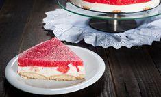 Torta fredda all'anguria, la ricetta facile per un'estate freschissima! | I dolcetti di Paola