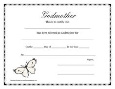 adoption certificate certificate template pinterest