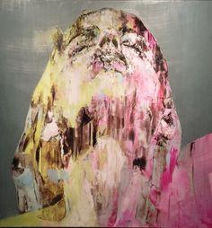 Marco GRASSI - Contemporary Artist - Women Portrait - The Silver Experience no. 17