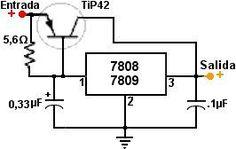 aumentar la potencia del 7808 o 7809