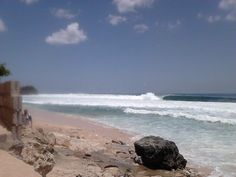 Balangan Beach - Uluwatu and the Bukit Area Bali Indonesia www.travelforyourlife.com