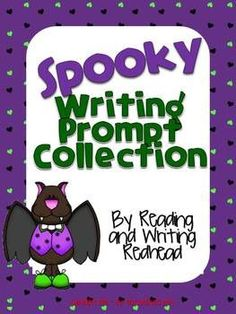 This is a collection of spooky themed writing prompts. They are not Halloween specific - ie there are no mentions of Halloween, costumes, tr...