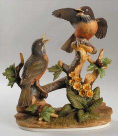 Sadek Sadek Bird Figurines at Replacements, Ltd