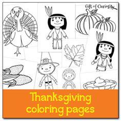 Shades Of Turkeys And Pumpkin Pie Thanksgiving Colouring Pages Colouringpages Coloringpages