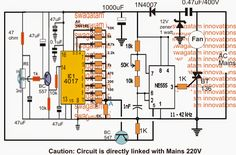 The article discusses a simple infrared controlled fan regulator or dimmer circuit using ordinary parts such as a 4017 IC and a 555 IC. Circuit Operation Referring to the shown […] Dc Circuit, Simple Circuit, Circuit Diagram, Electrical Circuit Symbols, Electronic Circuit Design, Electronics Basics, Electronics Projects, Maine, Electronic Schematics