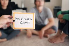 Ice breaker games can help kids and young adults to get beyond shyness in small group situations. You might want to play an ice breaker game with a small group of kids or teens who will be collaborating in a school class or summer job. These games can mak Get To Know You Activities, Activities For Adults, Games For Teens, Teen Games, Small Group Games, Small Groups, Family Games, Youth Groups, Fun Group