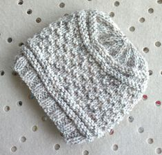Ravelry: That easy Guernsey hat by Christine Roy