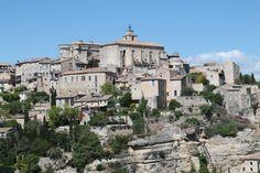 Village de Gordes : https://www.facebook.com/pages/French-learning/1394226350795346