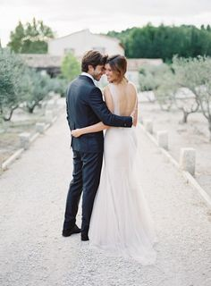 French Inspired Organic Wedding Ideas