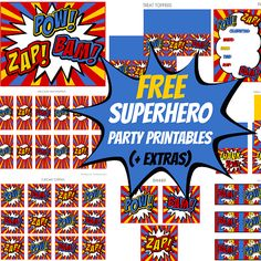 How to Throw a Superhero Party | Spoonful