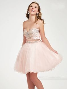 Two piece homecoming dresses short cocktail prom dress beads Two Piece Homecoming Dress, Homecoming Dresses, Bridesmaid Dresses, Prom Gowns, Green Evening Gowns, Evening Dresses, Grad Dresses Short, Cocktail Dress Prom, Nyc