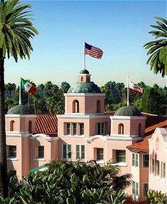 California, Los Angeles, Beverly Hills Hotel