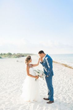 Destination wedding in Mexico: http://www.stylemepretty.com/destination-weddings/2017/03/08/finest-playa-mujeres-wedding/ Photography: Gideon - http://www.gideonphoto.com/html/index.php#!/Home