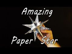 Amazing Paper star