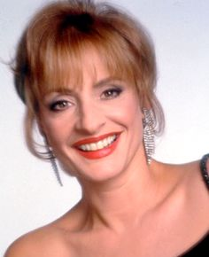 Patti Lupone was a guest artist at Broadway Theatre Project and she saw me perform and we shared a few words.