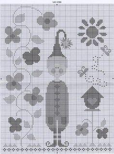 Xmas Cross Stitch, Cross Stitch Christmas Ornaments, Cross Stitch Kitchen, Cross Stitch Needles, Christmas Cross, Cross Stitch Charts, Cross Stitching, Cross Stitch Embroidery, Embroidery Patterns