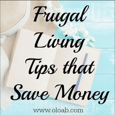 Frugal living and saving money can be easy by adopting these very simple tips. Here's what we do to save money. Life On A Budget, Frugal Living Tips, Money Saving Tips, Our Life, Budgeting, Lifestyle, Budgeting Tips