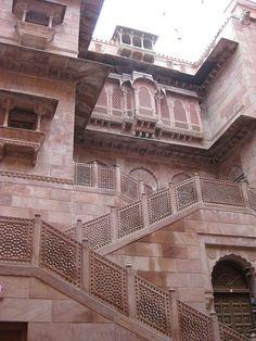 Bikaner: Junagarh Fort   Flickr – India