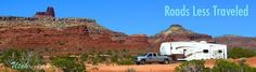 Heading out in your RV - check out this ROUTE CHECKLIST