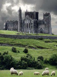 Castle in Cashel, Ireland