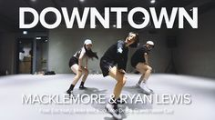 Lia Kim teaches choreography to Downtown by Macklemore & Ryan Lewis(Feat. Eric Nally, Melle Mel, Kool Moe Dee & Grandmaster Caz). Learn from instructors of 1...