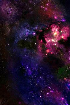 Deep Space Nebula