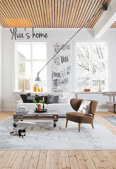 ylva's home in sweden