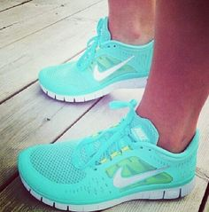 Gym shoes Nike running shoes :) #womens nikes sale 60% off for nike frees $49