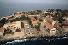 UNESCO: wonders of Portuguese origin in the World. Senegal: Goree was between the fifteenth and nineteenth centuries, the largest shopping center of slaves from the African coast