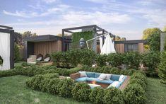 Дом Будды   Дизайн интерьера квартир, проектирование домов, ресторанов, офисов - Yunakov Архитектурное бюро мастерская