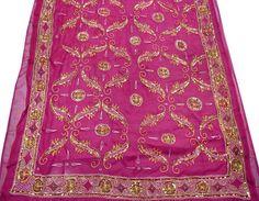 71 Best Sari fabric crafts images | Sari fabric, Fabric ...