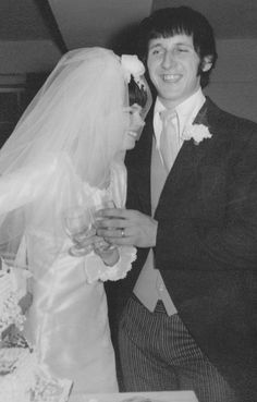 John Entwistle and Alison Wise