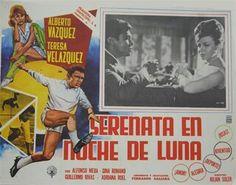 Serenata en Noche de Luna con Alberto Vazquez.  Caminando en el Tiempo