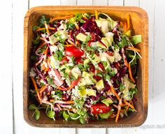 Summer is here.time to get ready! The amazing health & weight loss benefits of Chopped Salad! Raw Food Recipes, Salad Recipes, Cooking Recipes, Healthy Recipes, Linda Wagner, Slim Quick, Chopped Salad, Vegetable Pizza, Dressings