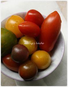 Kochenmitning@home: Bio-wilde Tomaten aus ökologischer Landwirtschaft