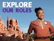 It would be cool to participate in the Disney college program