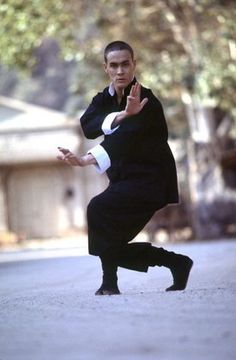 Brandon Lee October 1985