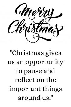 Merry Christmas wishes status: Christmas gives us an opportunity to pause and reflect on the important things around us. #MerryChristmasStatus #MerryChristmasWhatsappStatus #ChristmasWishes Merry Christmas Status, Merry Christmas Quotes Jesus, Christmas Text Messages, Christmas Wishes Quotes, Christmas Bible, Merry Christmas Wishes, Christmas Humor, Inspirational Christmas Message, Love Sms