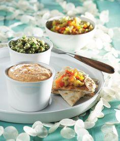 Greek Recipes, Dip Recipes, Dessert Recipes, Cooking Recipes, Food Decoration, Food Presentation, Food Inspiration, Tapas, Seafood
