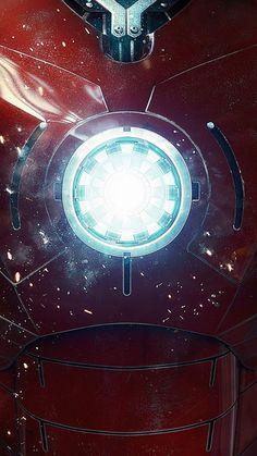 Iron Man Arc Reactor Armor IPhone Wallpaper - IPhone Wallpapers