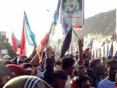 Thousands Rally In Mukalla, Hadhramout South Yemen, Civilization, Rally, The Twenties, Country, Travel, Viajes, Rural Area, Destinations