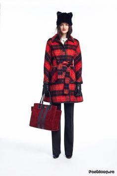 Kate Spade New York Осень-Зима 2015-2016