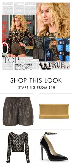 """""""Tori Kelly~MTV VMAs 2015"""" by tvshowobsessed ❤ liked on Polyvore featuring Pieces, MICHAEL Michael Kors and H&M"""
