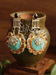 Designer earrings for women and girls online a