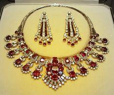 historical British jewelry | ... jewelry diamond jewellery historical earrings ruby britishmuseum