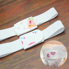 Diapers Buckle Convenient Nappies Diaper Fixed Belt