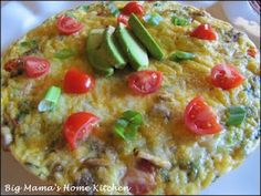 Mexican Style Frittata
