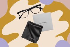 glasses anti fog cloth Man Pillow, Women Empowerment, Sunglasses Case, Positivity, Optimism