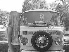 own a hippie van
